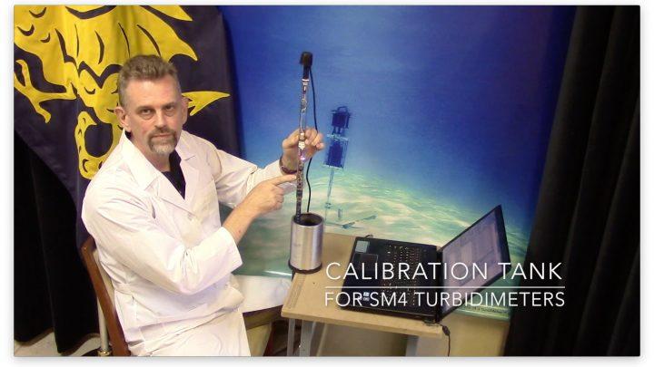 Turbidimeter Calibration Tank