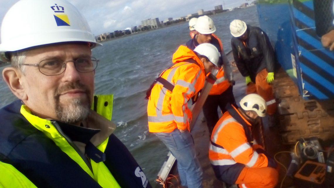 Amsterdam Land Reclamation Spill Monitoring