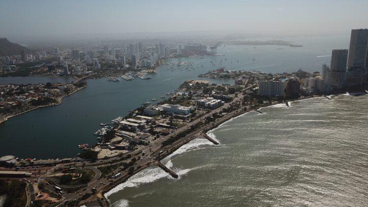 Coastal Processes at Cartagena